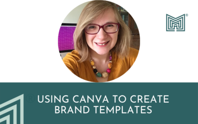 Marketing: Canva for brand templates