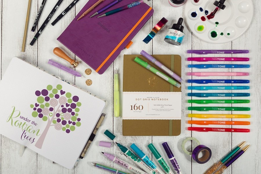 15% off all stationery