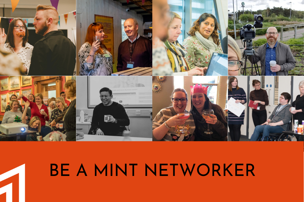 Be a MINT Networker