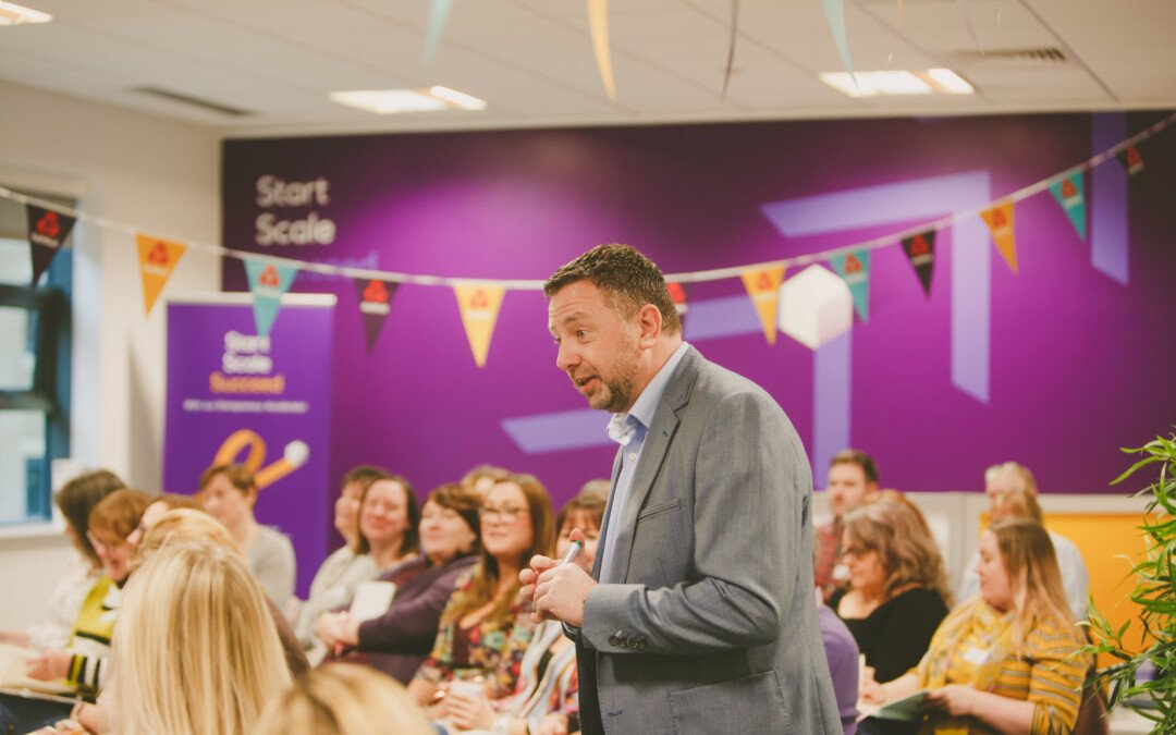 Sales tips and hints from Nevil Tynemouth