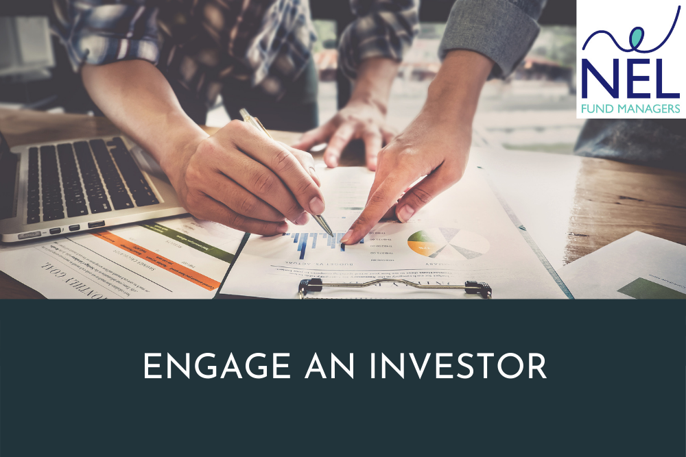 Engaging an Investor