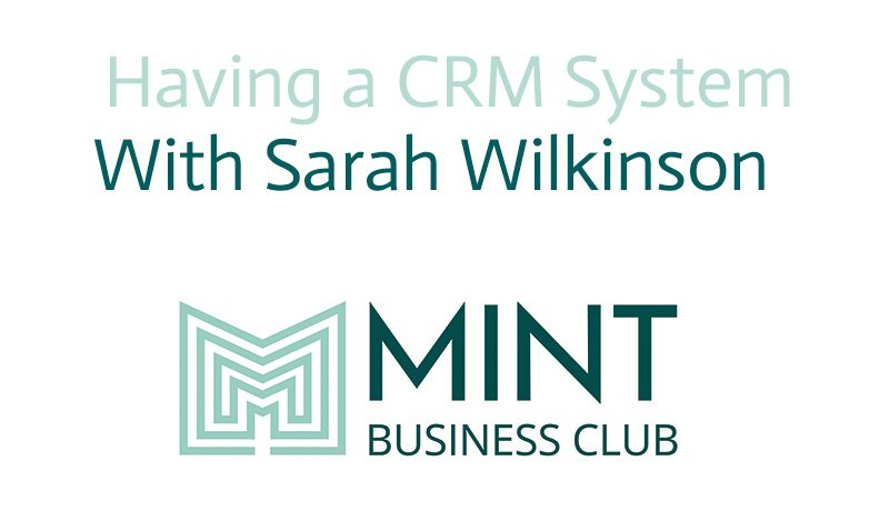 An introduction to CRM Systems – April 2020 – Video