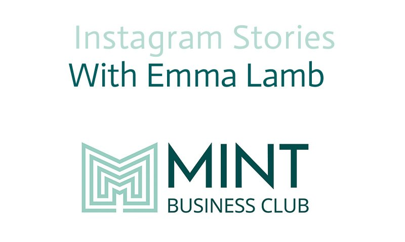 Instagram Stories with Emma Lamb - Video Front Cover Image