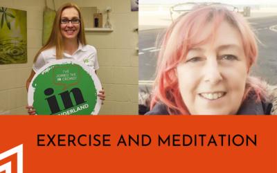 MINDSet: Exercise and Meditation