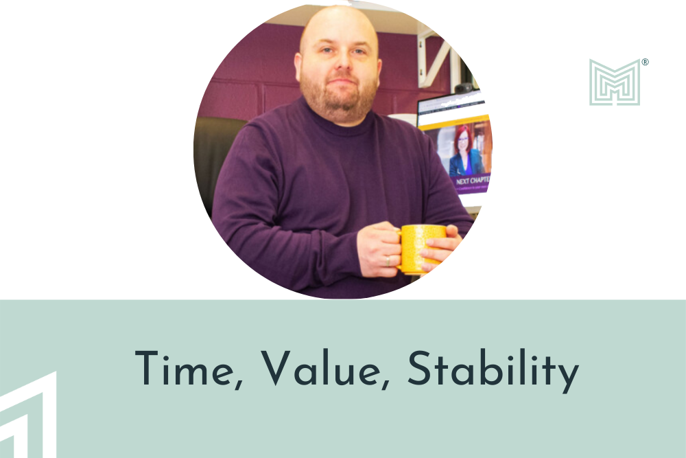 Time, Value, Stability… adventures in lockdown