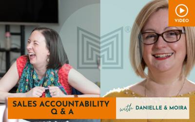 Sales: Accountability Q&A