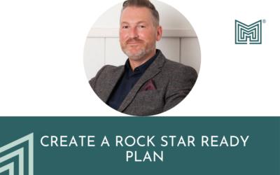 Marketing: Create a rockstar ready plan
