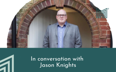 In conversation with Jason Knights