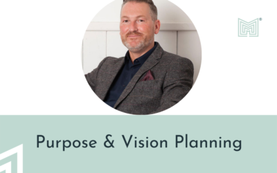 Foundations: Purpose and Vision Planning