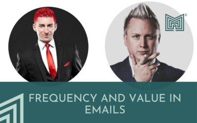 Digital: Frequency And Value In Emails