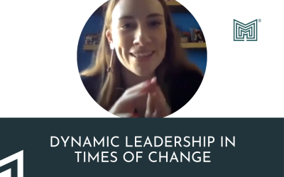 Growth: Dynamic Leadership in Times of Change