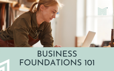 Business Foundations 101: Your Checklist