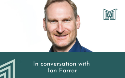 In conversation with Ian Farrar