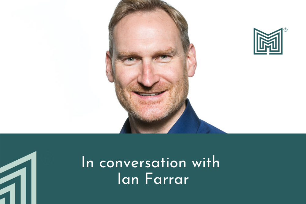 In conversation with Ian Farrar