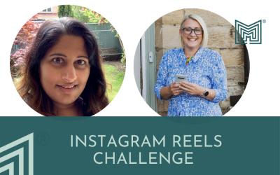 MINTie Reels Challenge