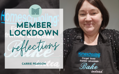 MINT Member Lockdown Reflections: Carrie Pearson