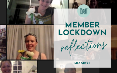 MINT Member Lockdown Reflections: Lisa Cryer
