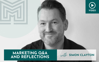 Marketing: Q&A And Reflections