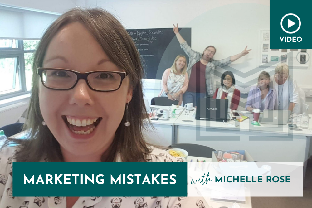 Five Marketing Mistakes Most Small Business Owners Make