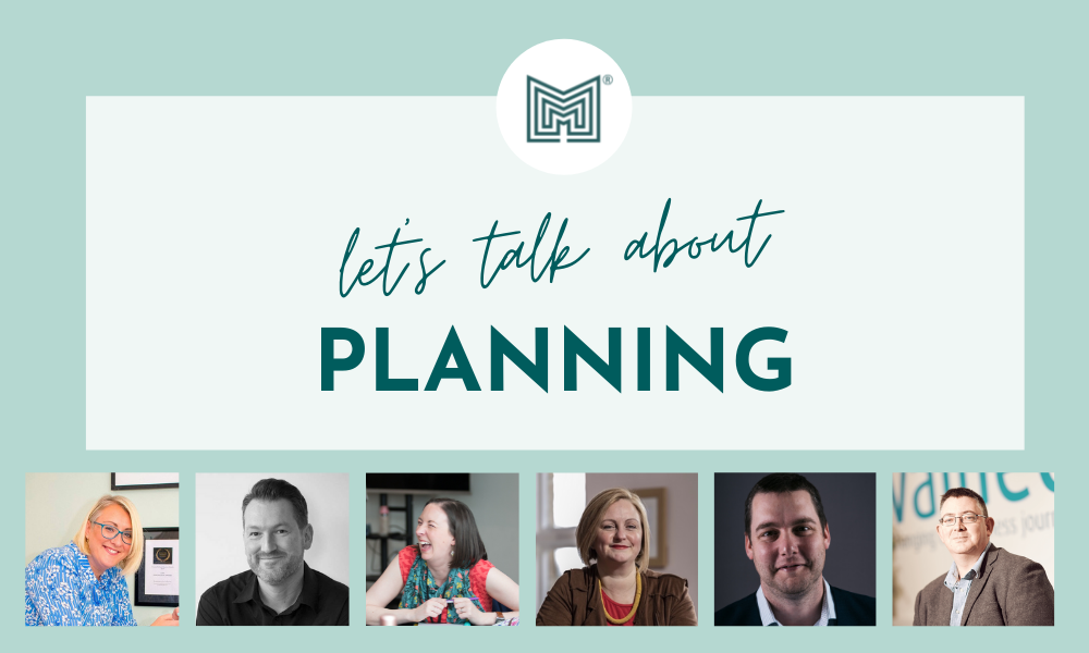 MINT EVENT: Let's Talk About Planning