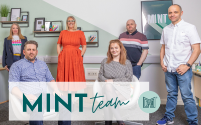 Growth Is MINT For Business Club Team