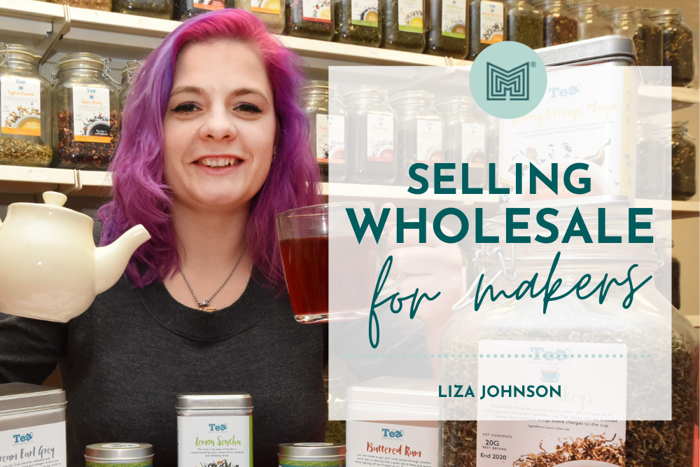 Wholesale Selling for Makers