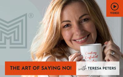 MINDSet: The Art Of Saying NO!
