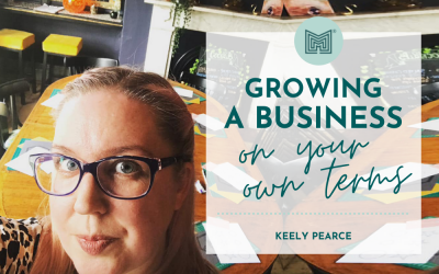 Growing A Business… On Your Own Terms!