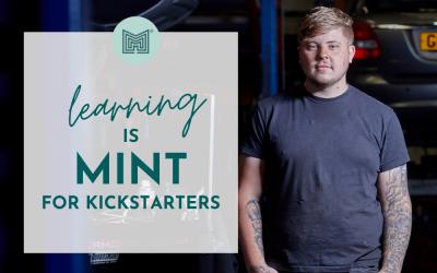 Learning is MINT for Kickstarters