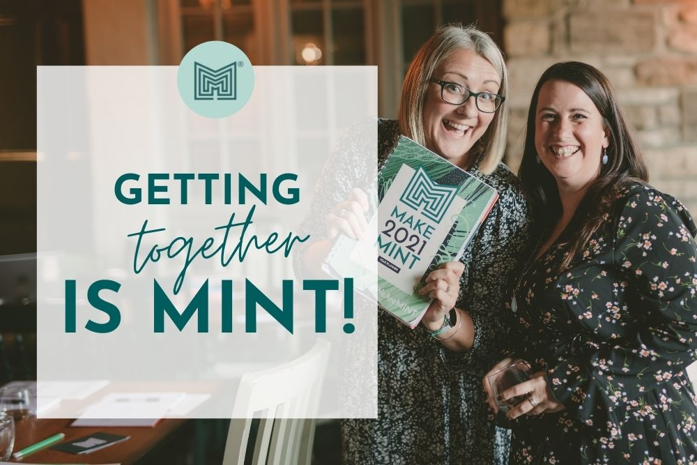 Getting Together is MINT… Two Years On!