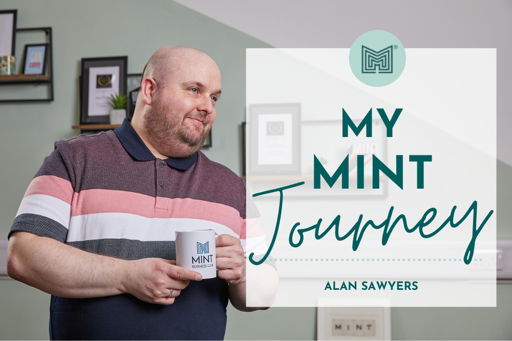 It all started in a cupboard… my MINT journey